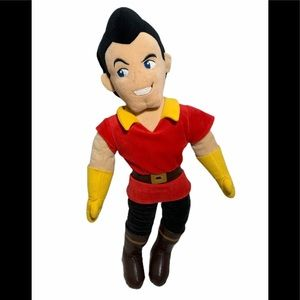 Beauty and the Beast Gaston Plush Doll